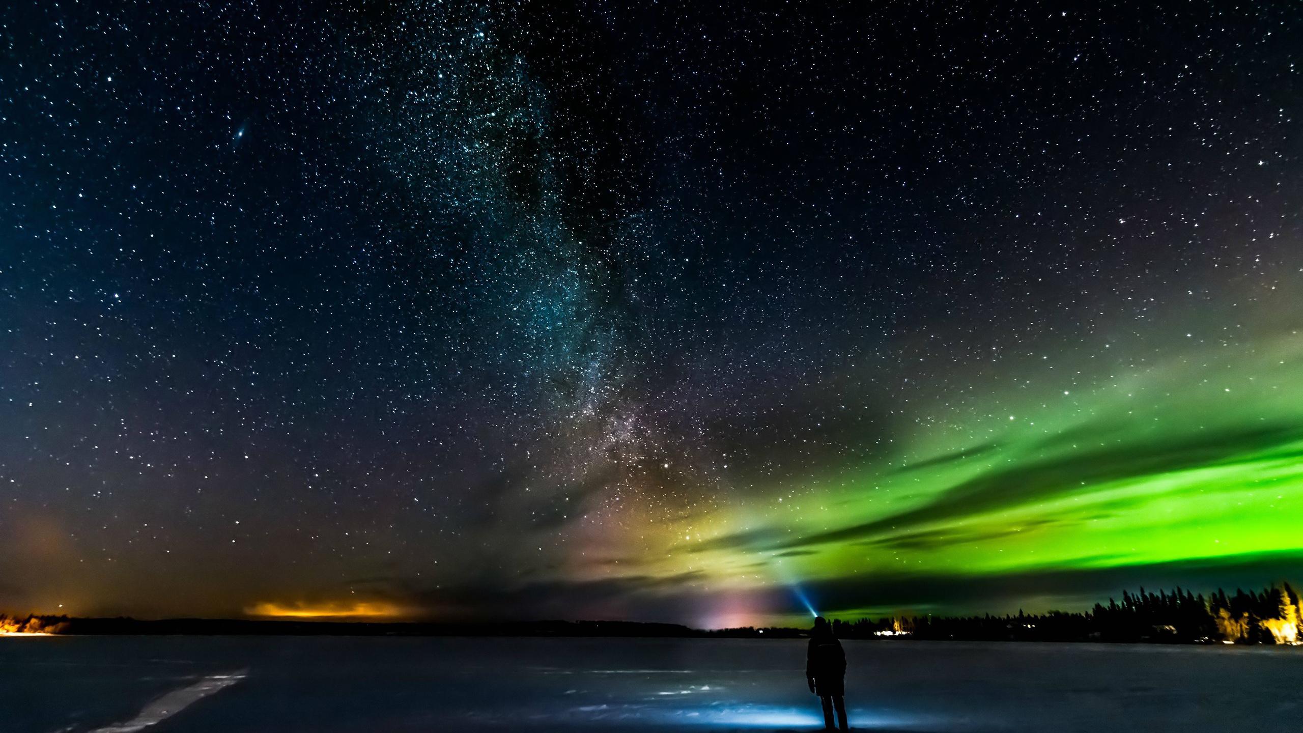 26+ Northern Lights 4K Wallpapers on WallpaperSafari
