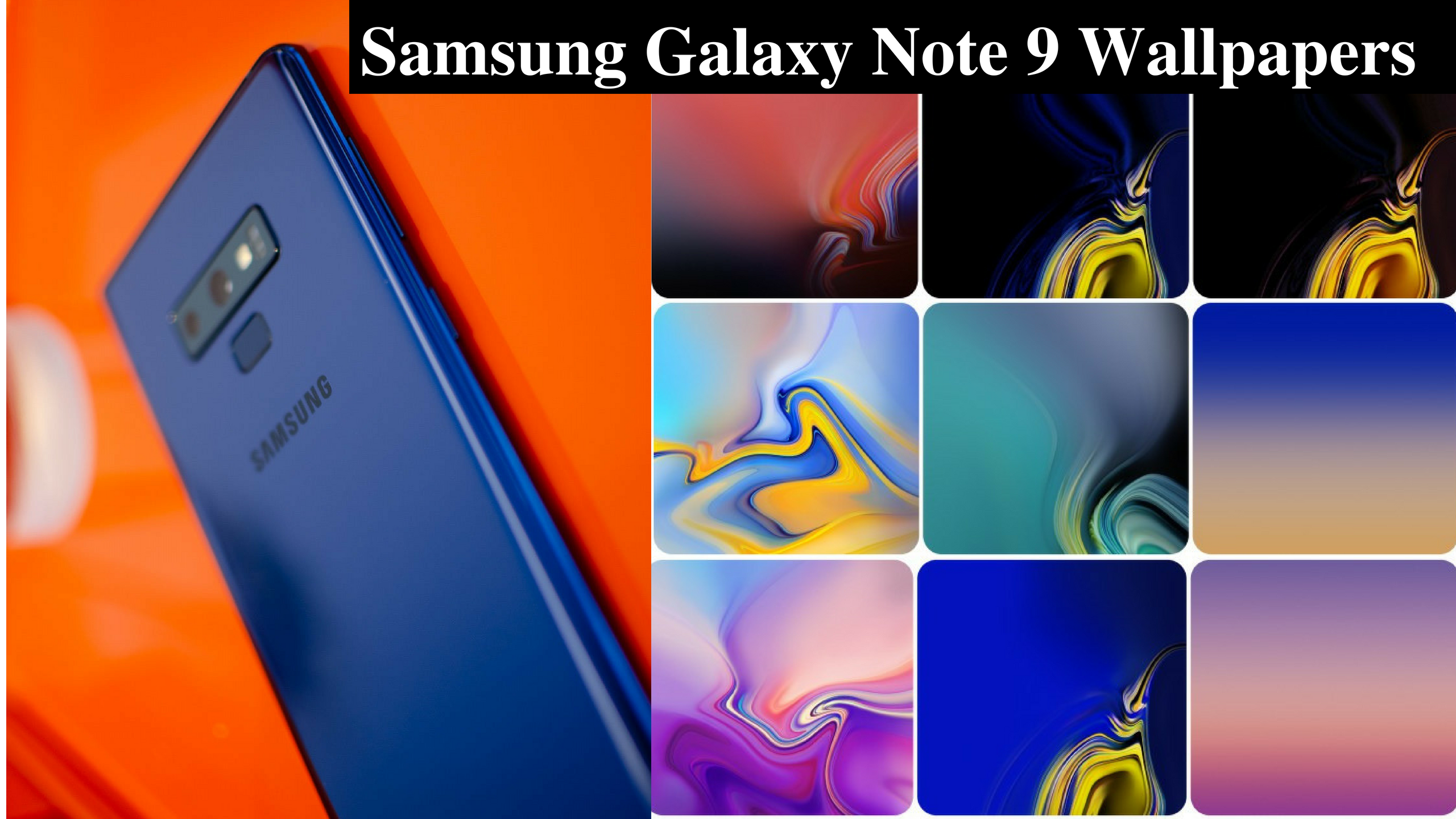 Note 9 Wallpaper Posted By Michelle Johnson