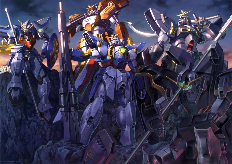 Nu Gundam Wallpaper
