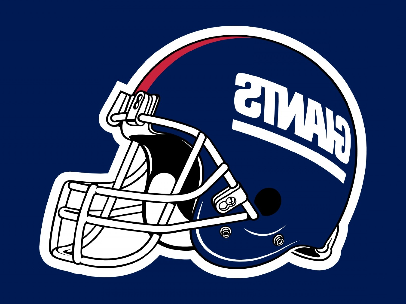 Football Helmet Clipart - Ny Giants Clipart – Stunning free transparent png  clipart images free download