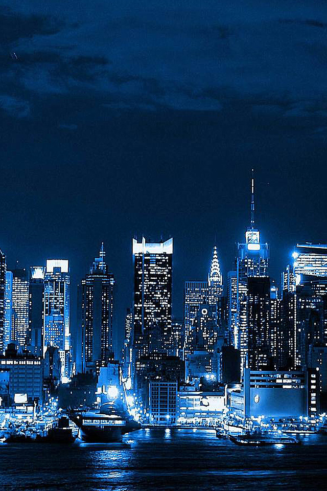 Nyc At Night Wallpapers Posted By Ethan Anderson