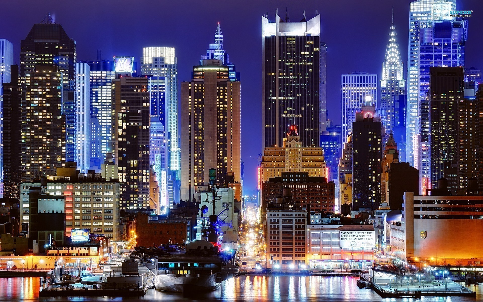 Nyc Desktop Backgrounds Posted By Ryan Walker