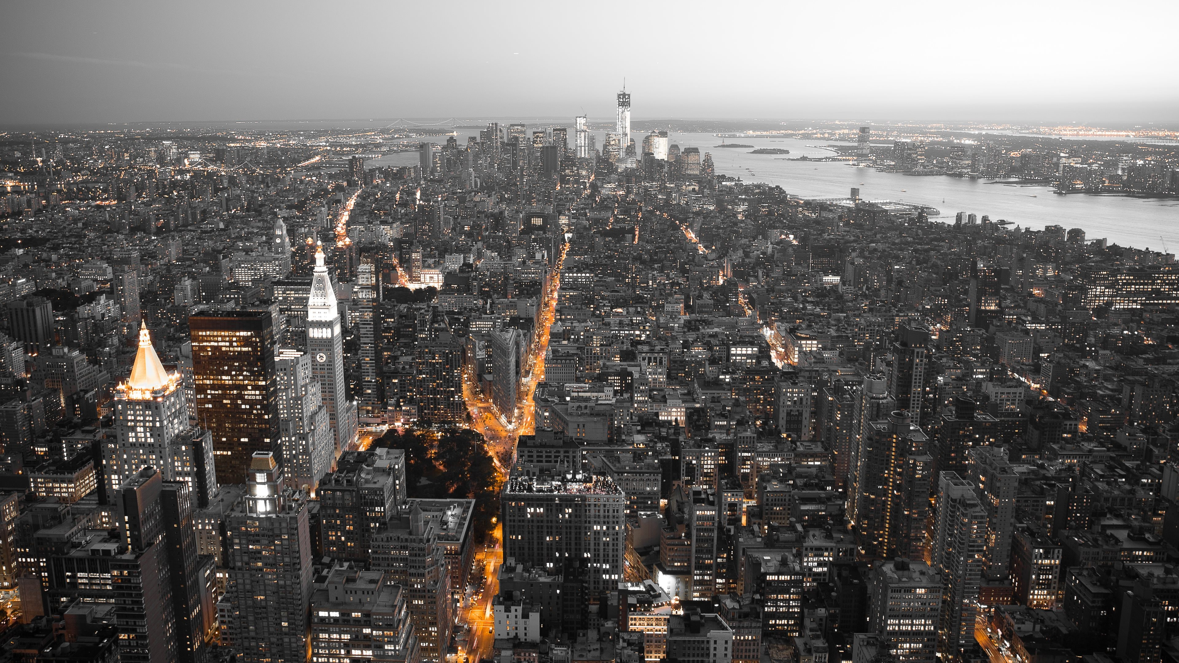 Nyc Wallpaper 4k Posted By Christopher Walker
