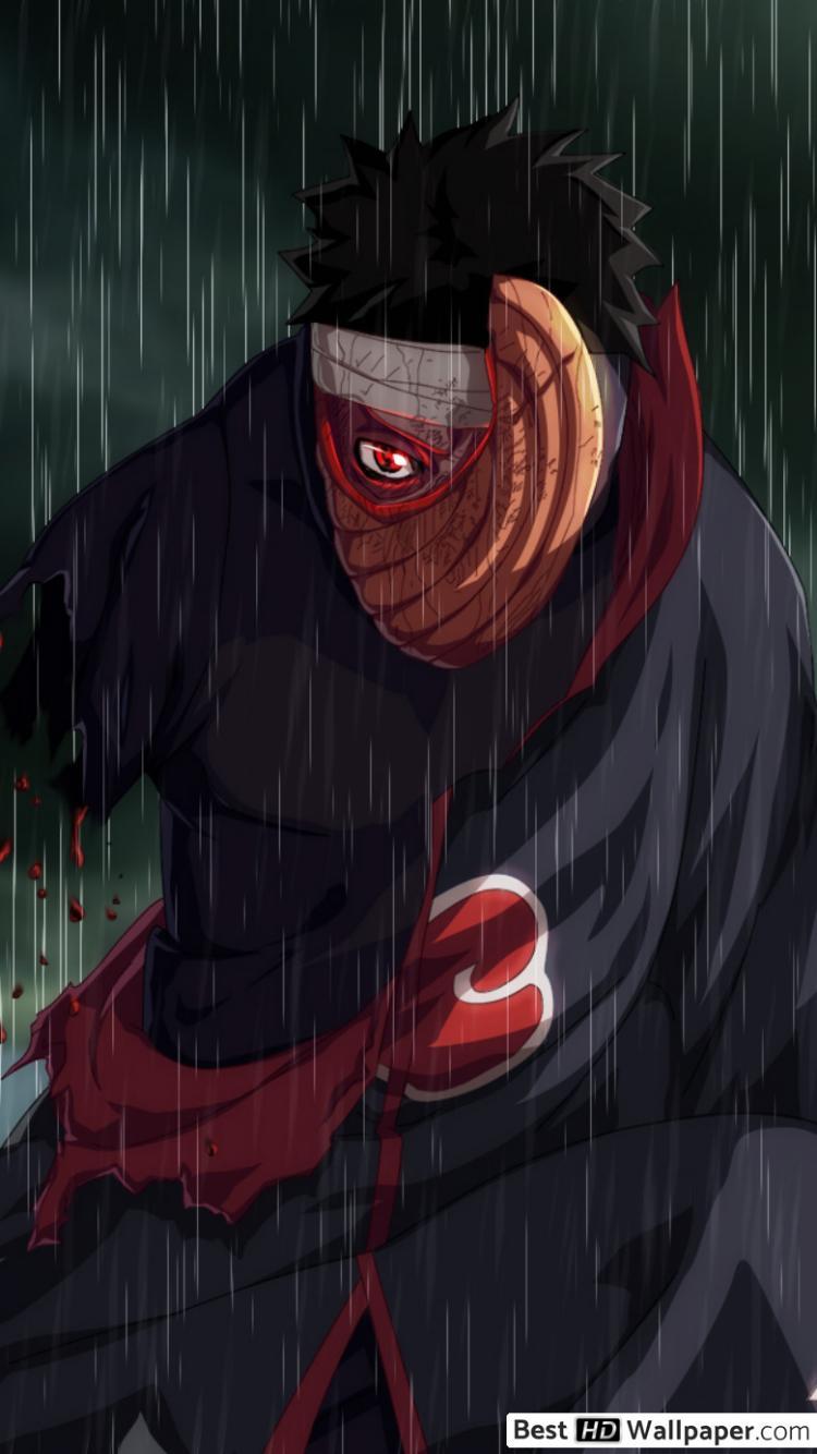 Naruto Shippuden Obito UchihaTobi HD wallpaper download