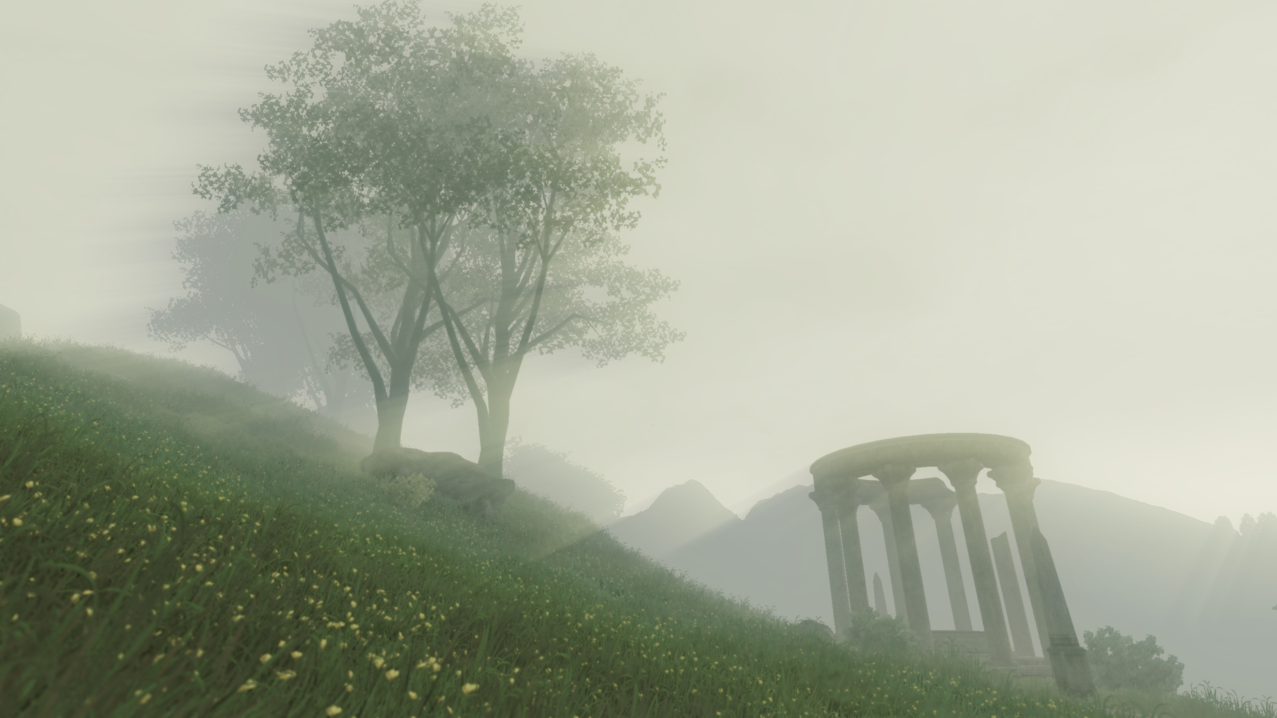 Oblivion Backgrounds