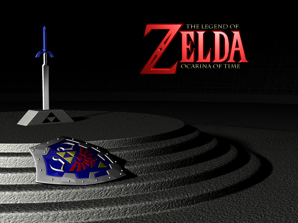 Ocarina Of Time Iphone Wallpaper Posted By Michelle Anderson