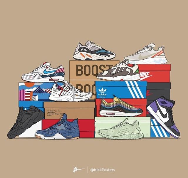 Off White Shoes Wallpapers Posted By Zoey Sellers