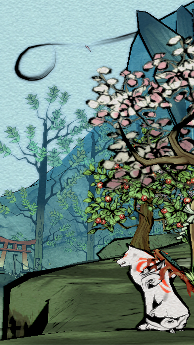 Okami Wallpapers Posted By Sarah Anderson