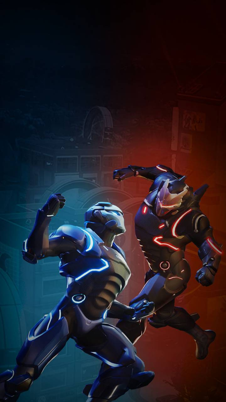 Omega Wallpaper Fortnite Posted By Michelle Thompson