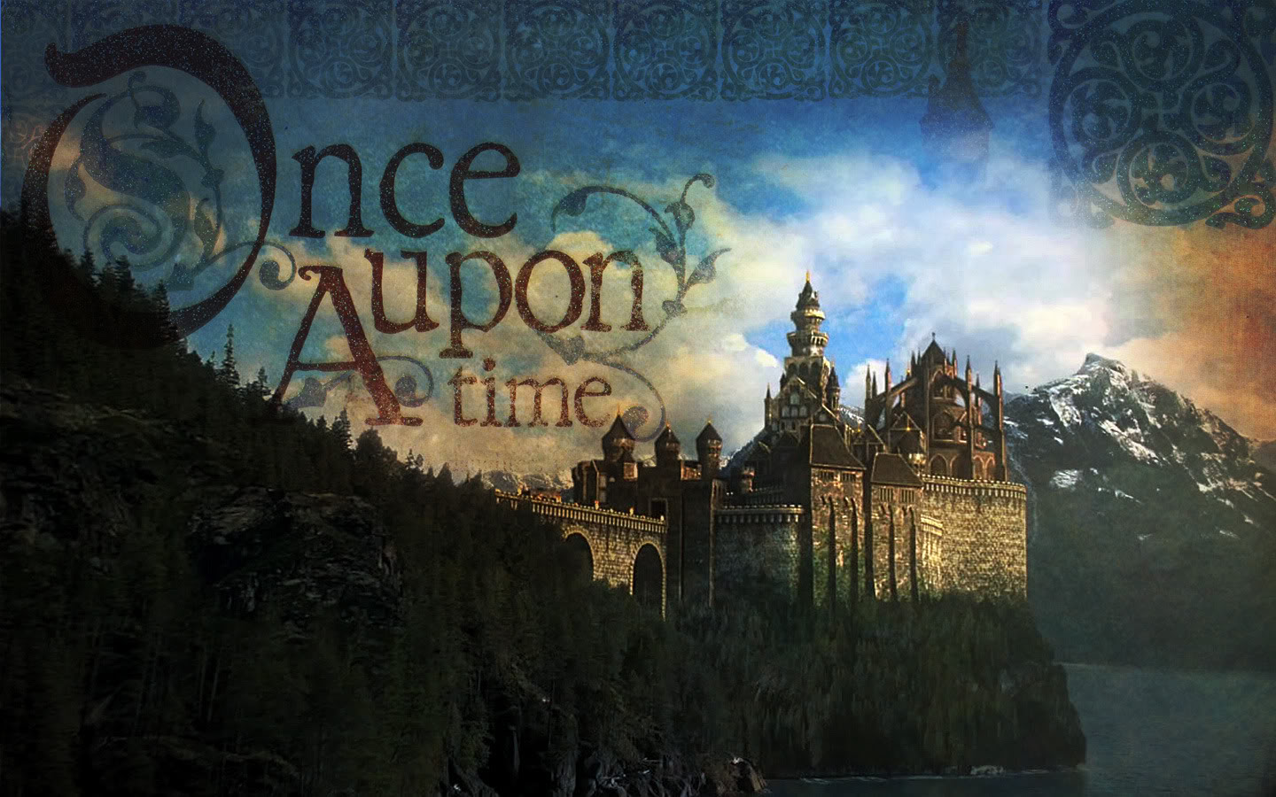 Once Upon A Time Wallpaper Hd Posted By Michelle Peltier
