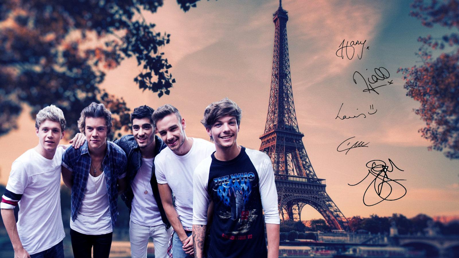 One Direction Desktop Wallpaper Posted By John Mercado