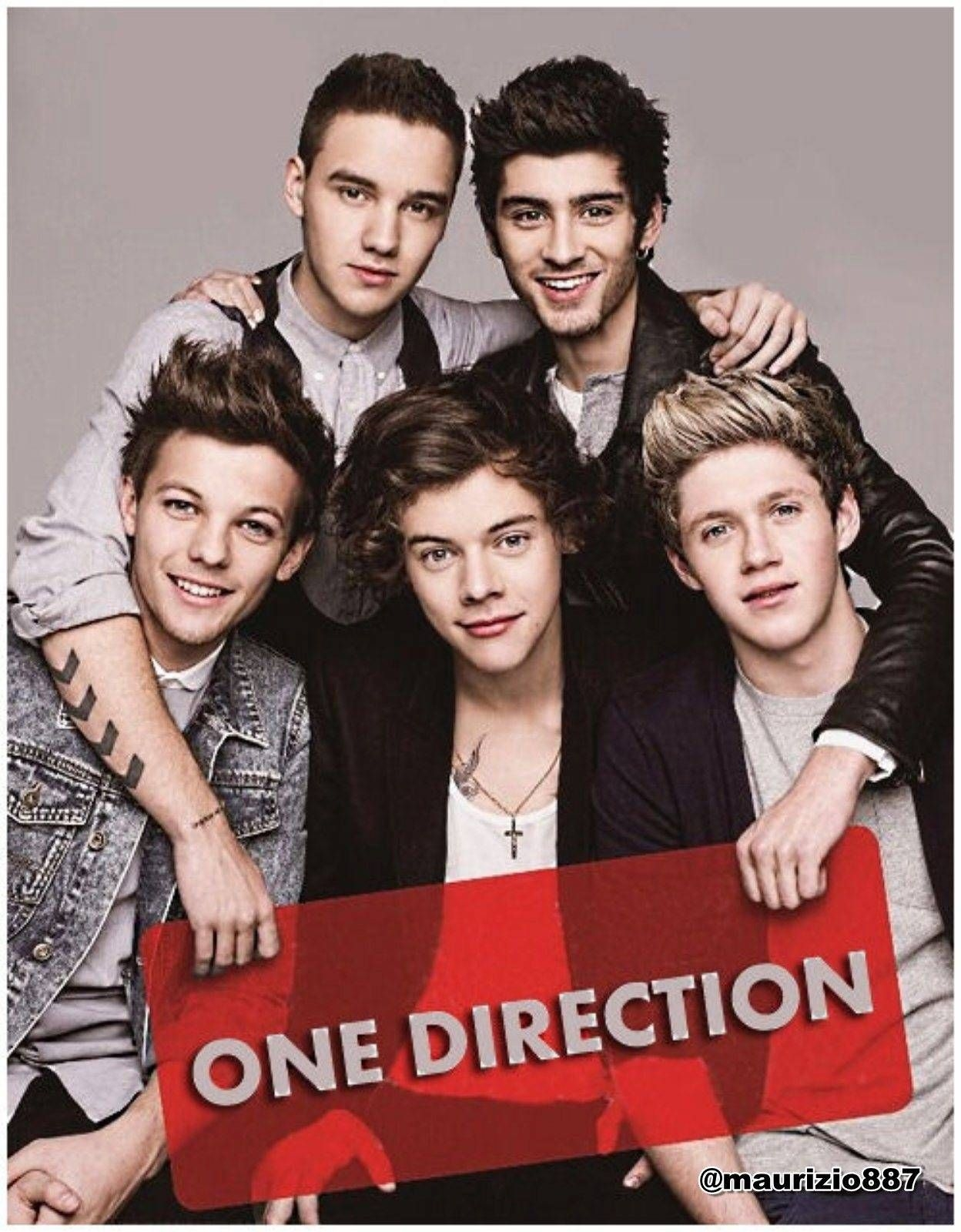 One Direction Home Screen Wallpaper
