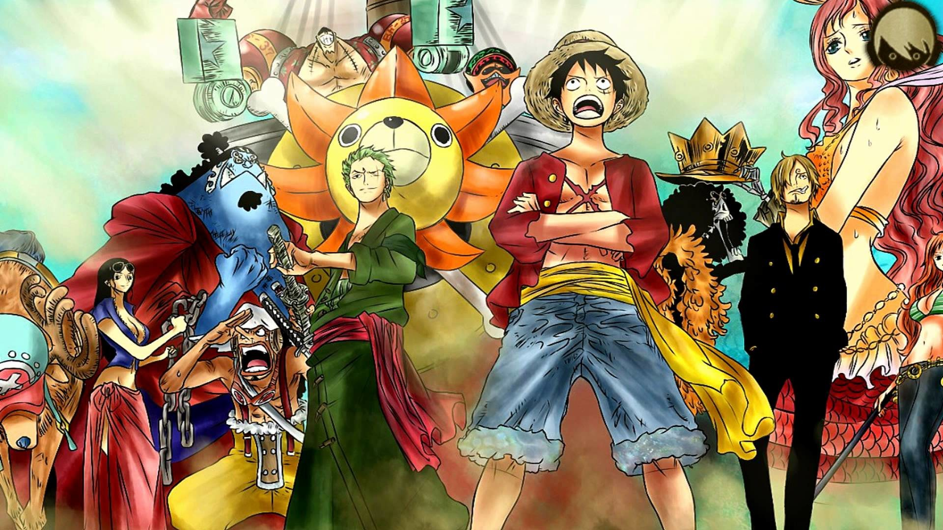 One Piece Anime Wallpaper Posted By Sarah Sellers