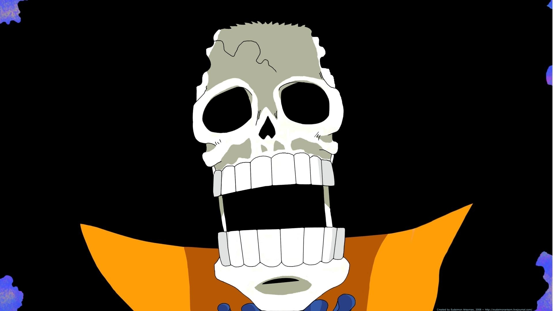 One Piece Brook Wallpaper Posted By Michelle Cunningham