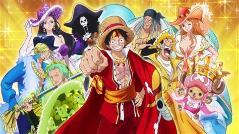 One Piece Crew Wallpaper Posted By Ethan Cunningham