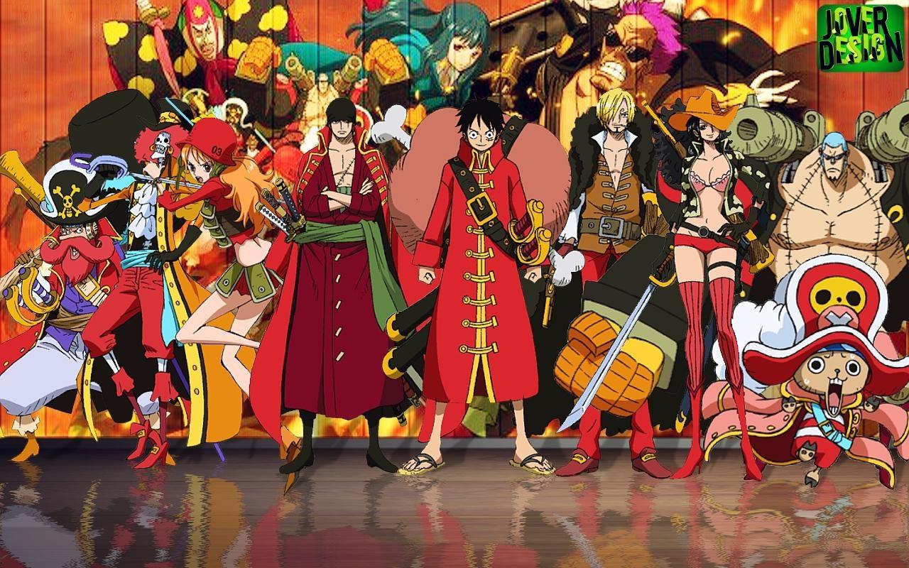 One Piece Wallpapers Desktop Background On Wallpaper One