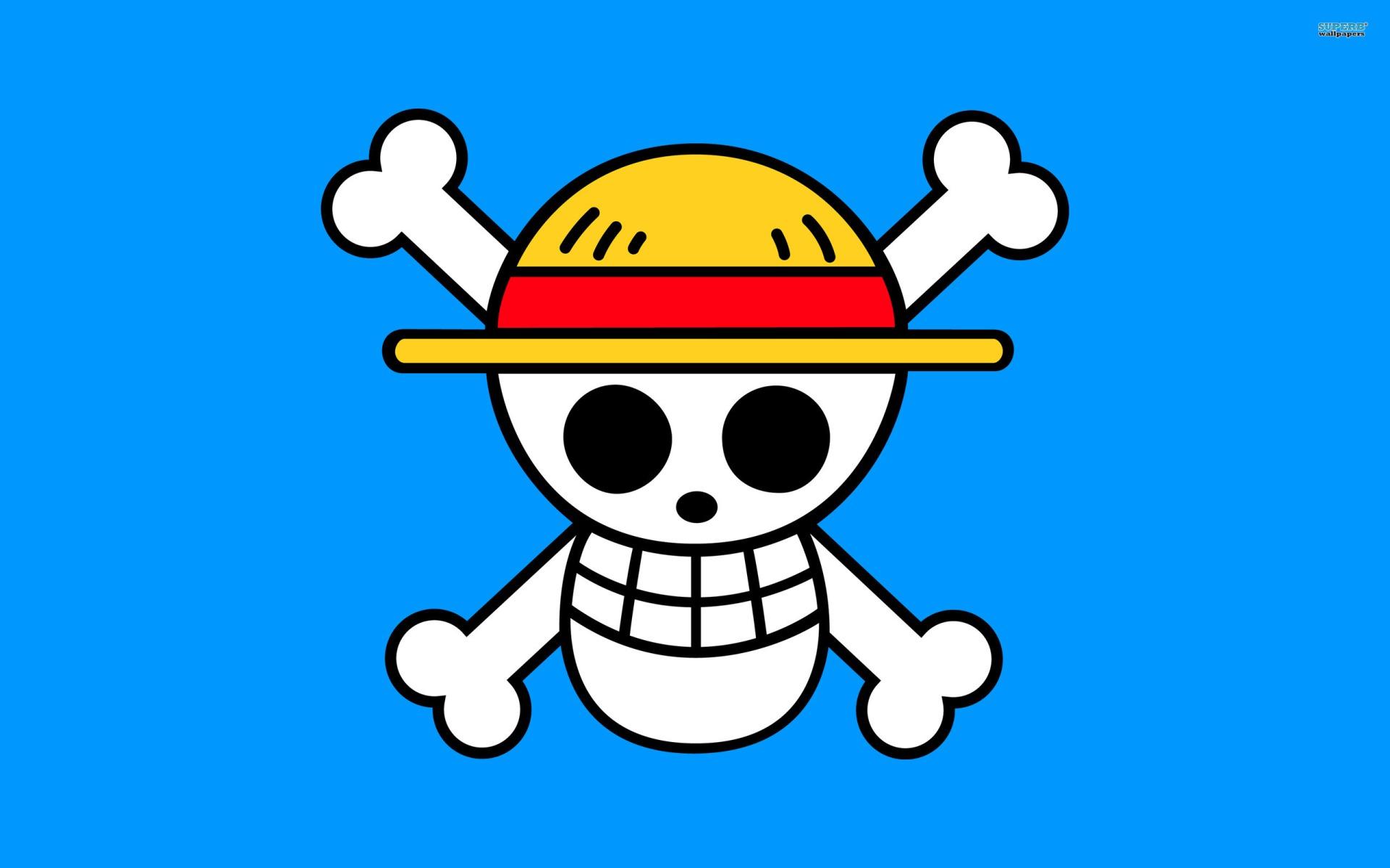 One Piece Flag Wallpaper