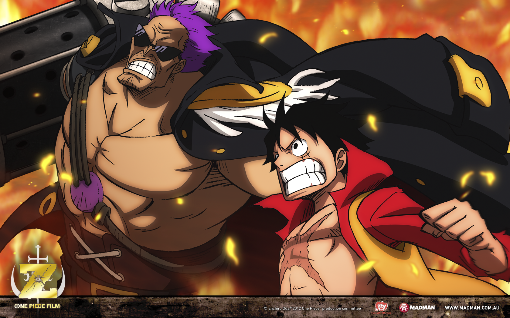 One Piece Flim Z Wallpapers Posted By Michelle Mercado