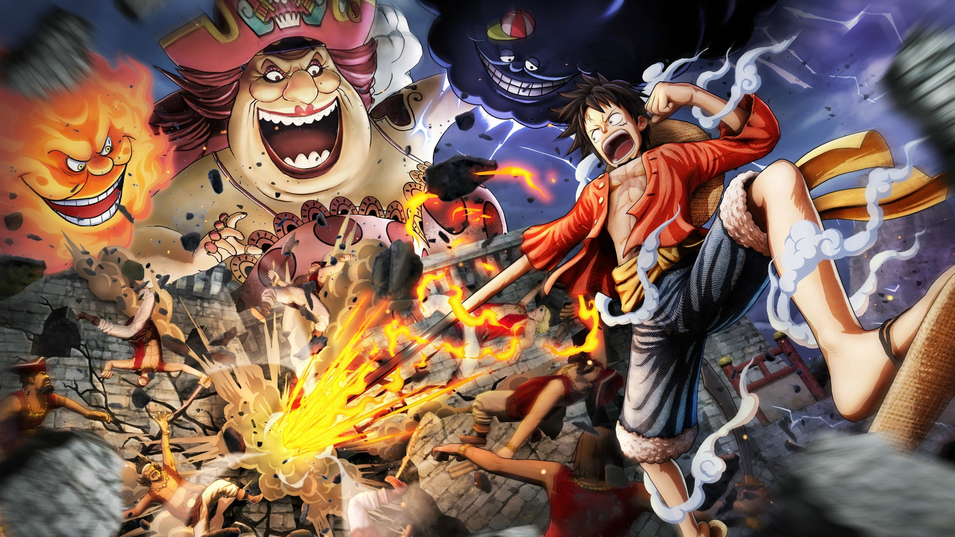 One Piece Laptop Wallpaper Posted By Sarah Thompson
