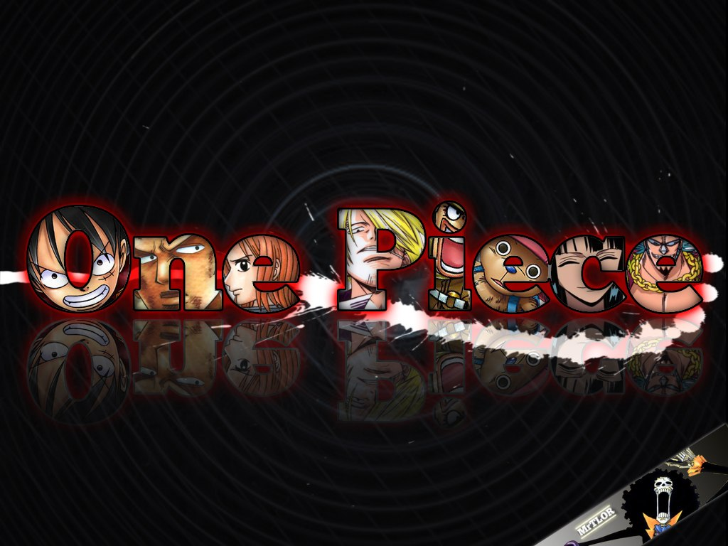 One Piece Logo Wallpaper Posted By Ethan Tremblay