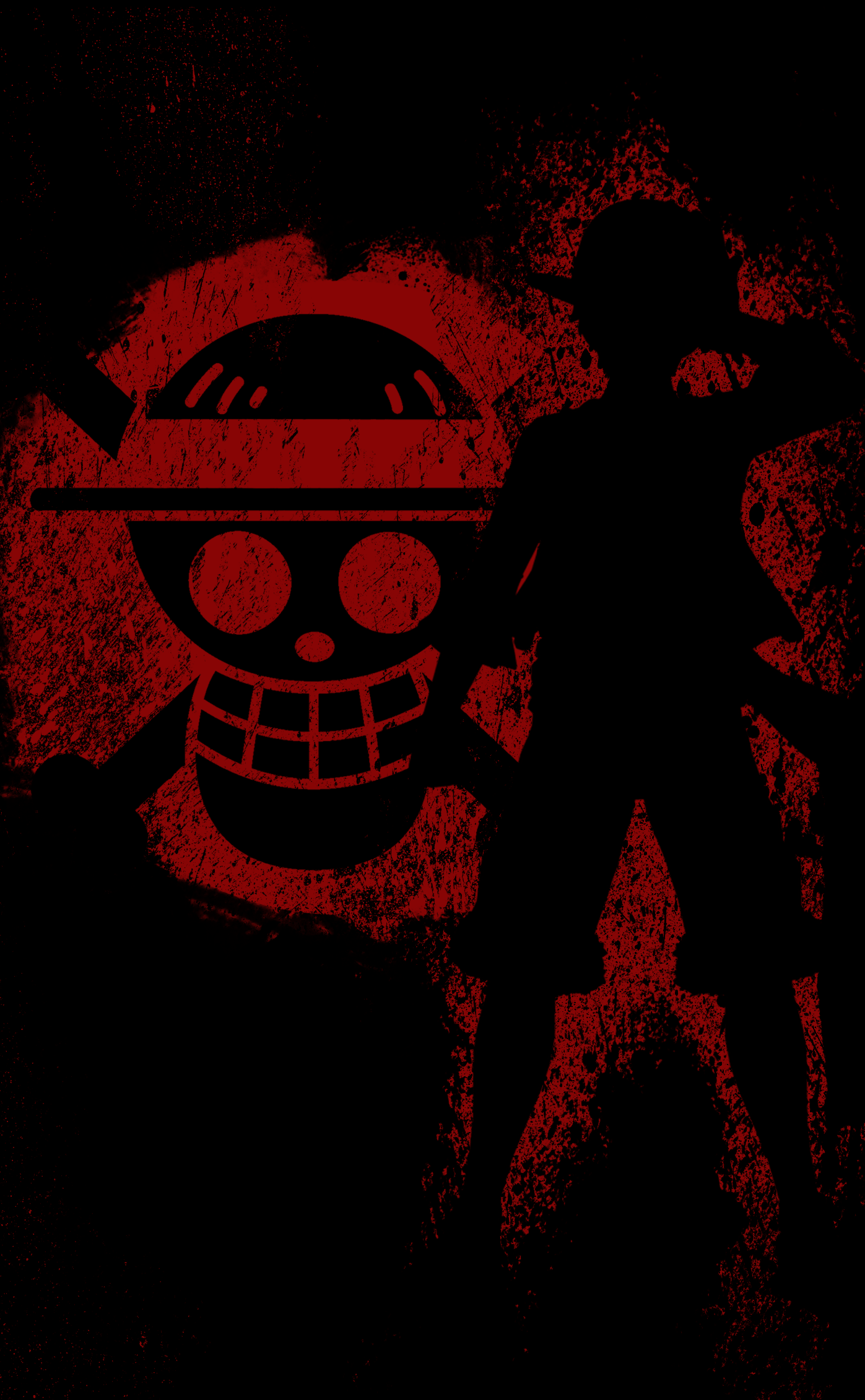 Luffy Wallpaper by me OnePiece
