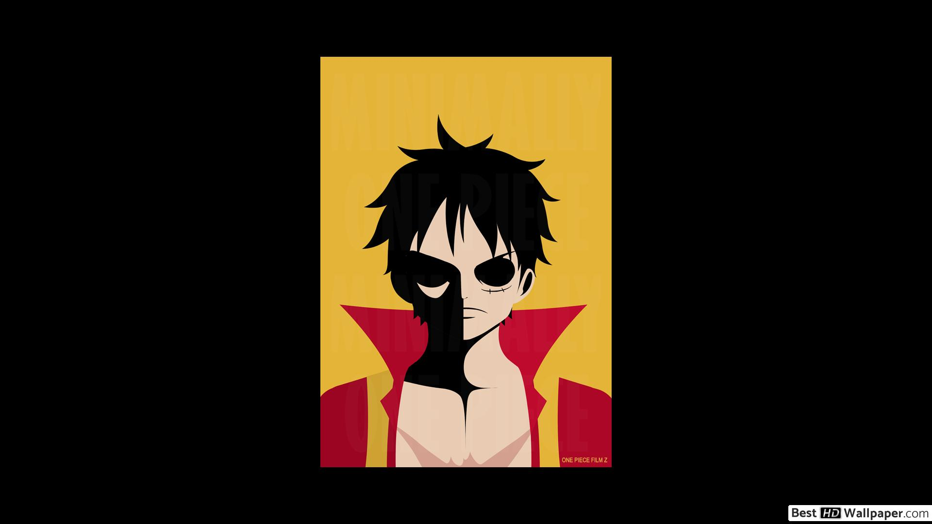 One Piece Minimalist Wallpaper Posted By John Simpson