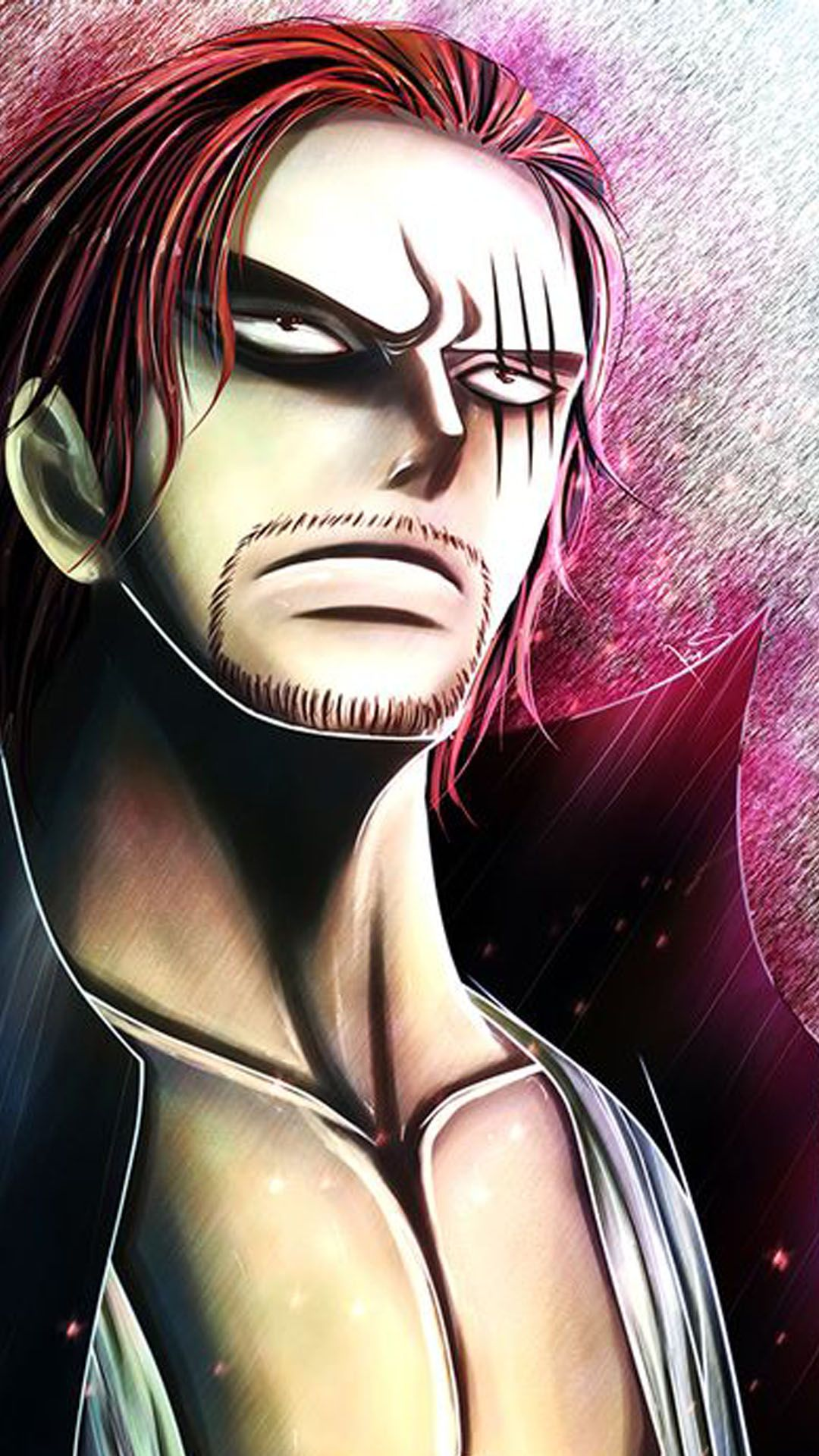 Anime Wallpaper Hd Wallpaper One Piece Shanks Hd