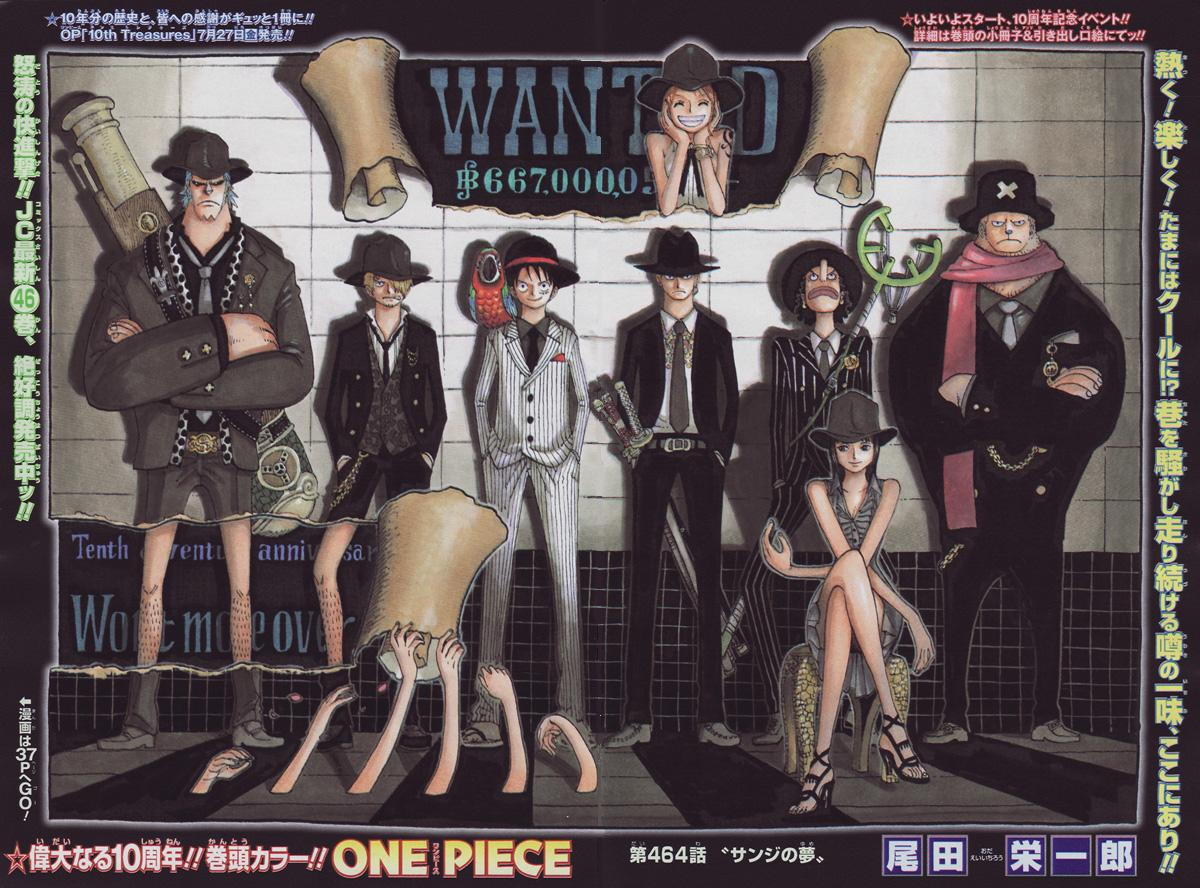 One Piece Strong World Wallpaper Posted By Zoey Tremblay