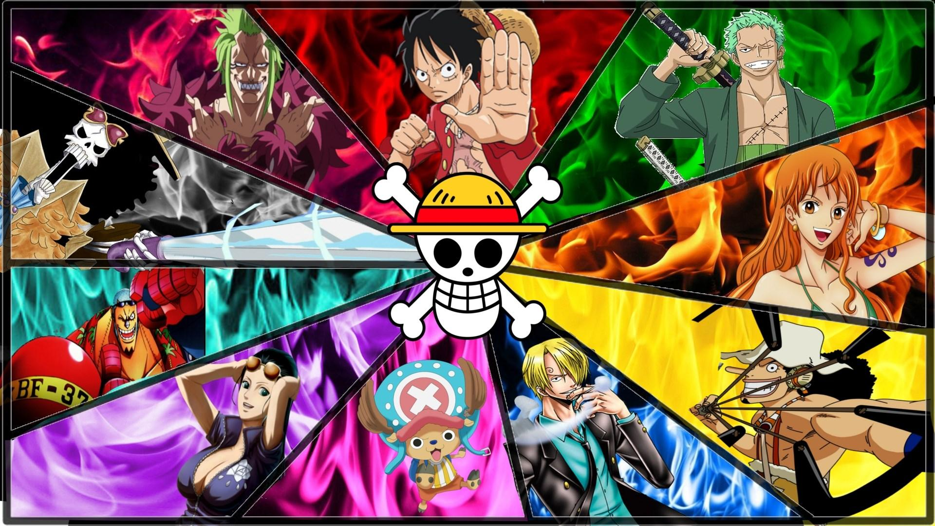 One Piece Wallpaper Hd 1920x1080 Posted By Samantha Walker