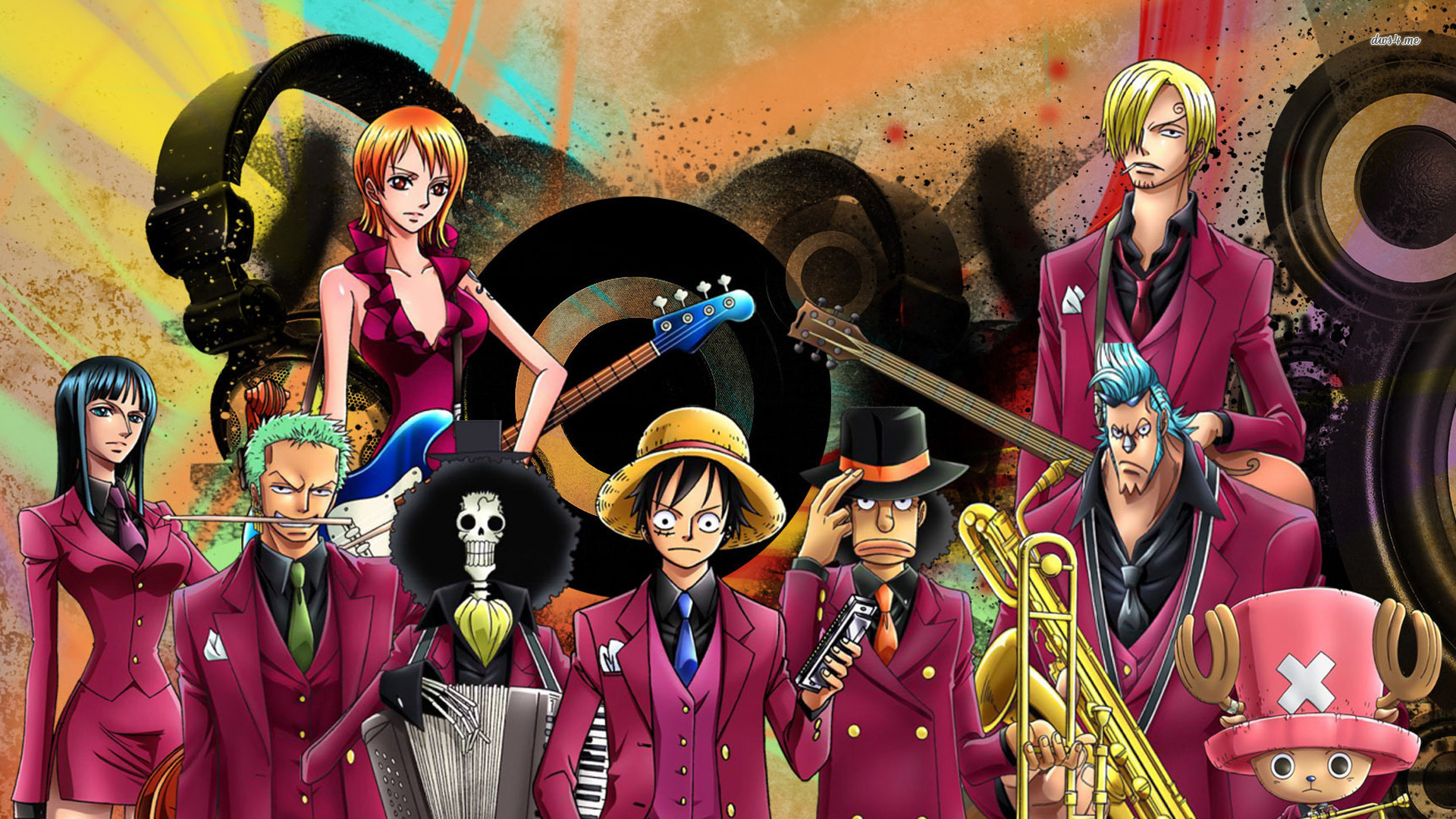 One Piece Wallpaper Pc Posted By Samantha Thompson