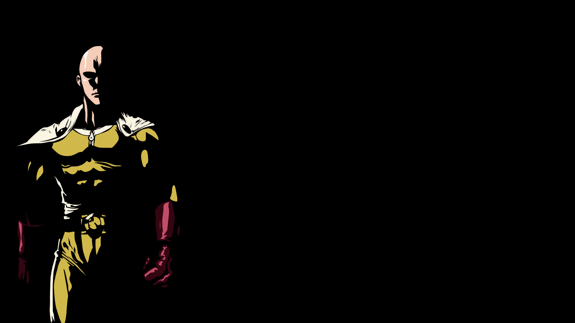 One Punch Man Hd Wallpaper Posted By John Anderson