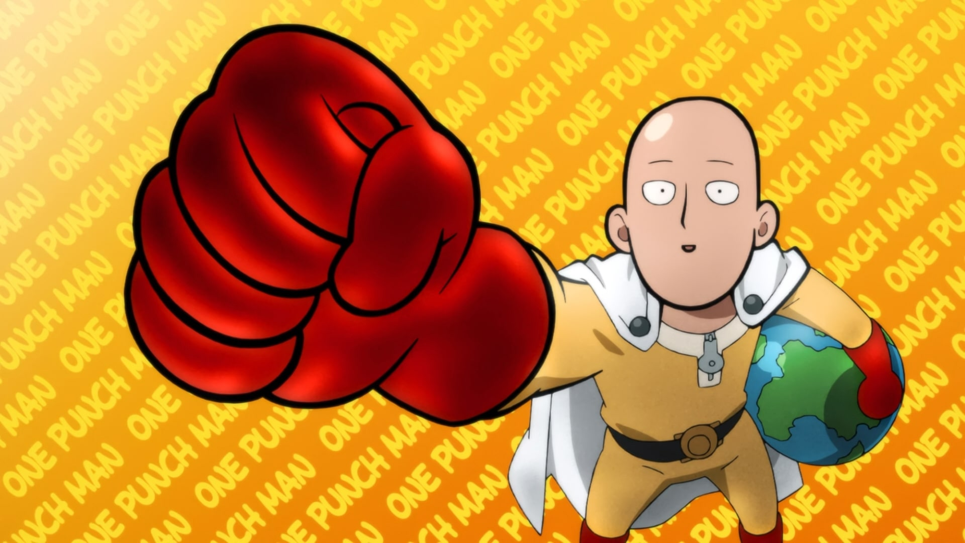 One Punch Man Hd Wallpaper Posted By John Thompson