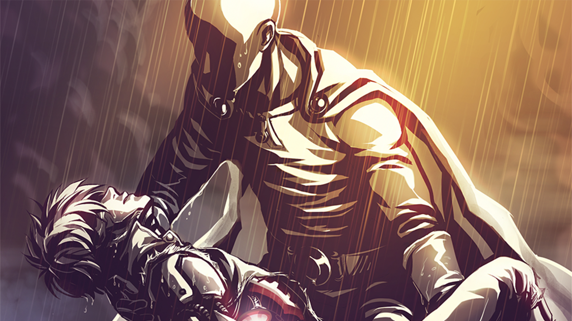One Punch Man Hd Wallpapers Posted By Ryan Mercado