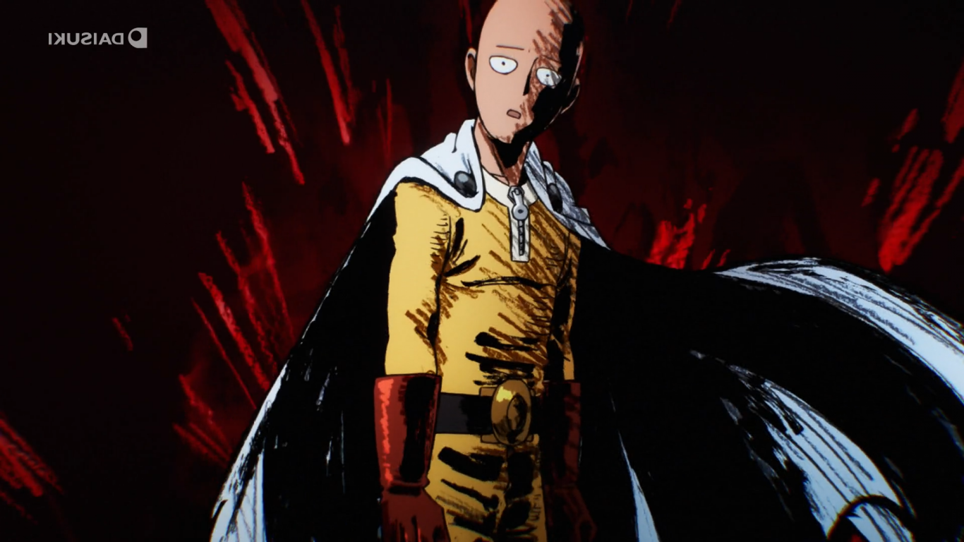 One Punch Man Saitama Wallpaper Posted By John Tremblay