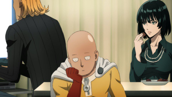 One Punch Man Season 2 Hd Posted By Michelle Peltier
