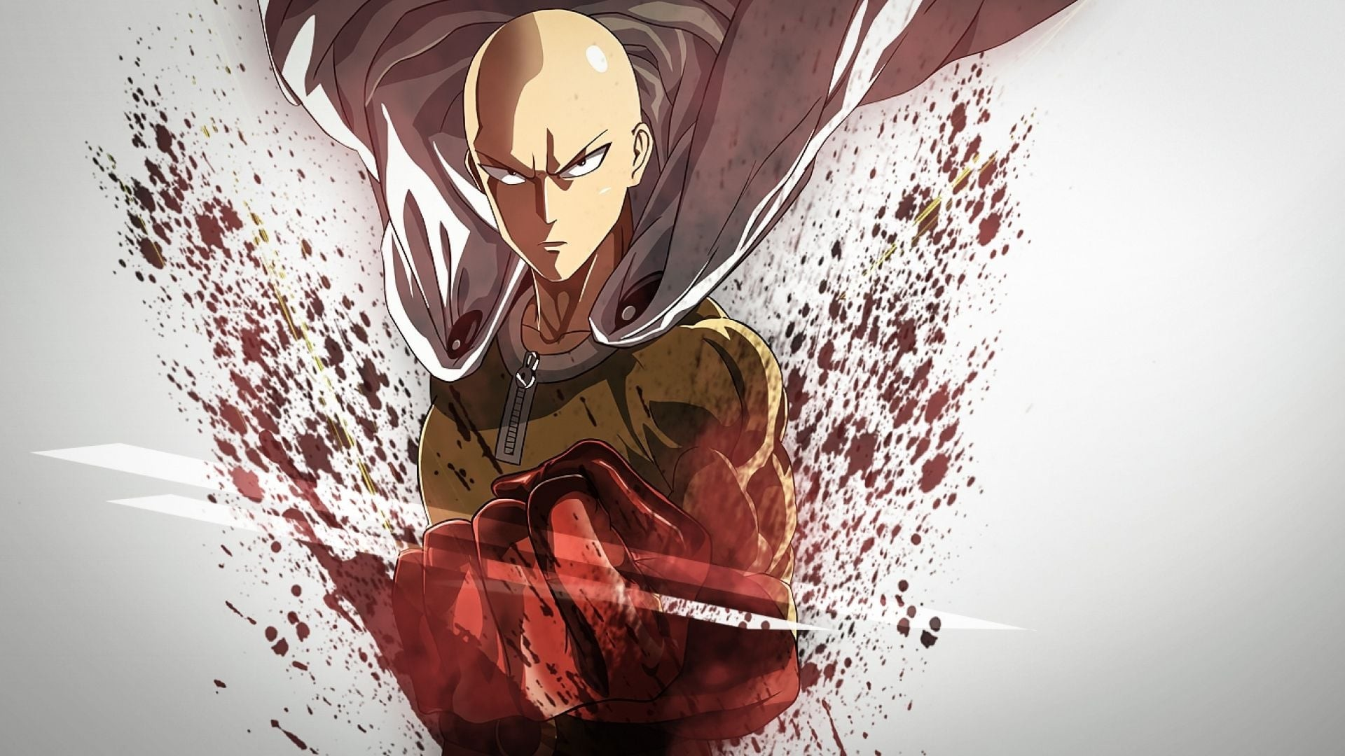 One Punch Man Wallpaper 1920x1080 Posted By John Sellers