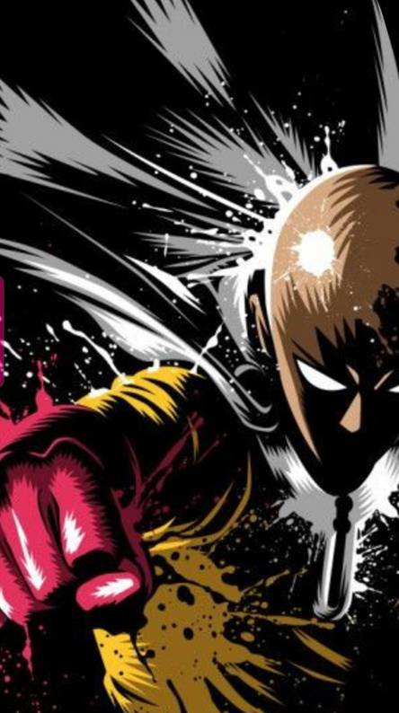 One Punch Man Wallpaper 4k Posted By Sarah Thompson