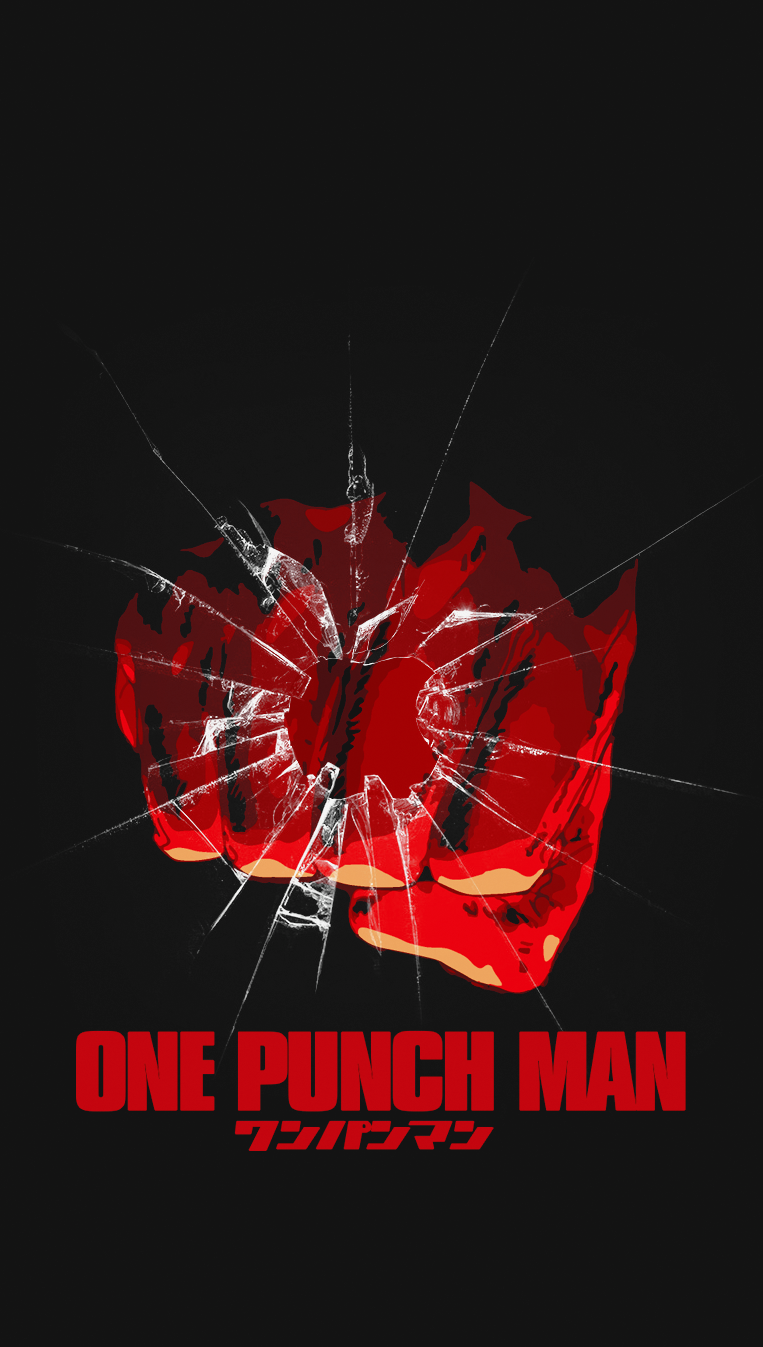 One Punch Man Wallpaper Phone Posted By Christopher Mercado