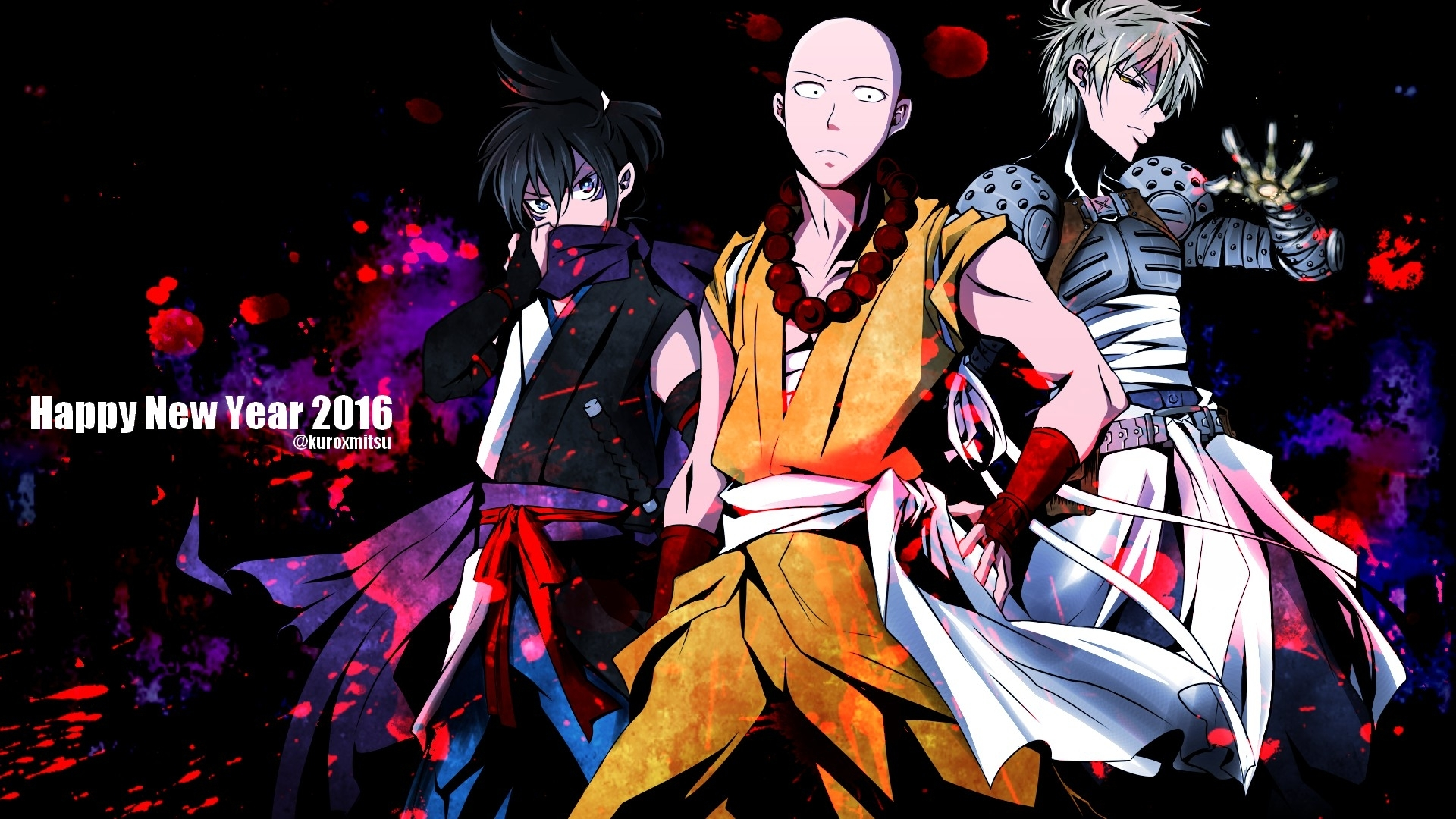 One Punch Man Wallpapers Posted By John Peltier