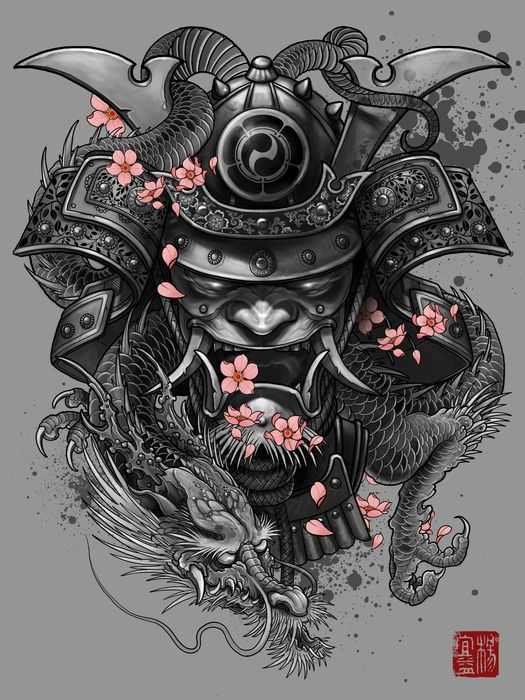 Oni Mask Wallpaper Posted By Sarah Tremblay