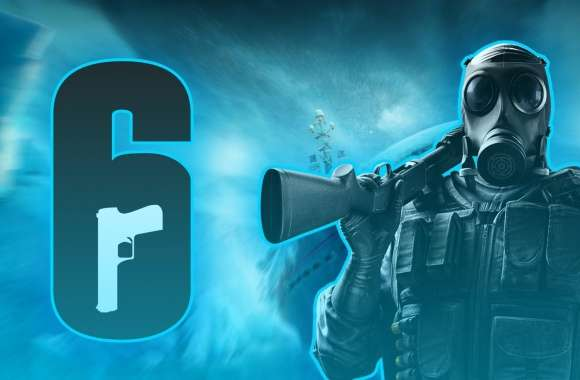 Rainbow Six Siege Operation Black Ice Wallpaper HD Download