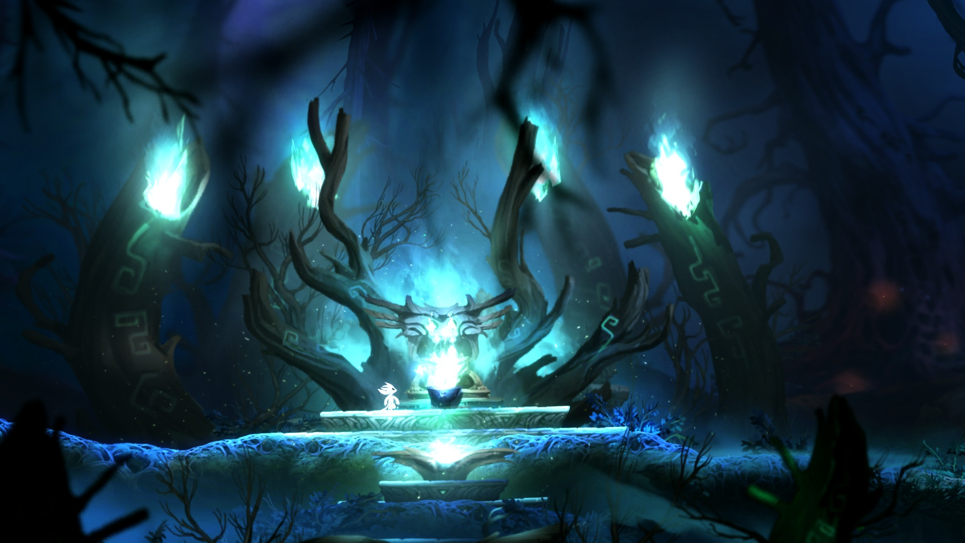Ori And The Blind Forest Wallpaper Hd Posted By Zoey Simpson