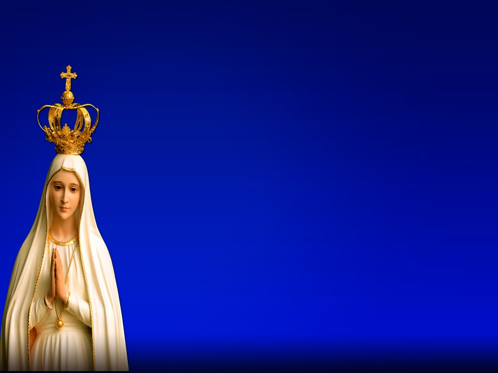 Our Lady Of Fatima Wallpaper Posted By Michelle Sellers