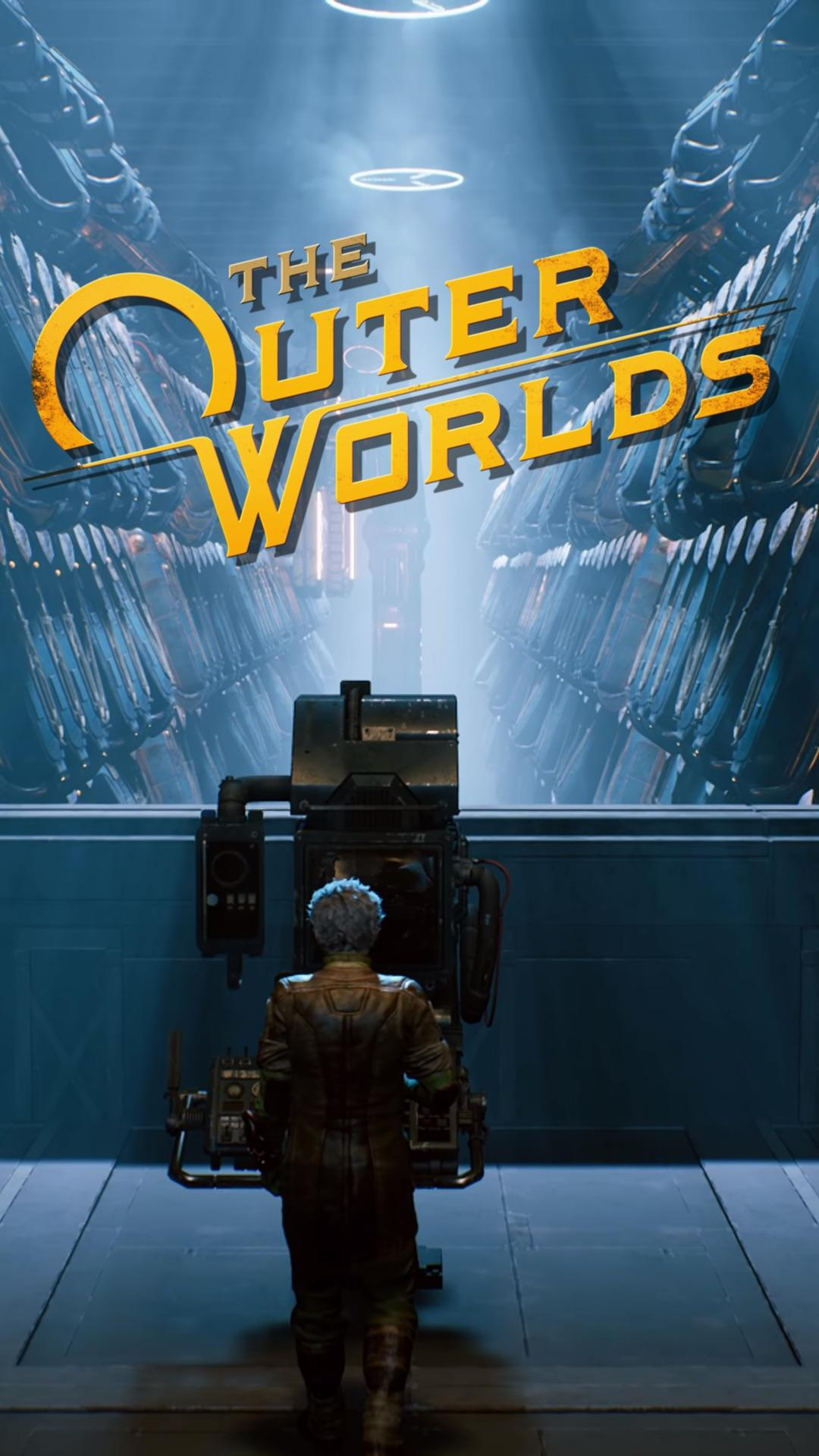 Outer Worlds Wallpaper Posted By Michelle Cunningham