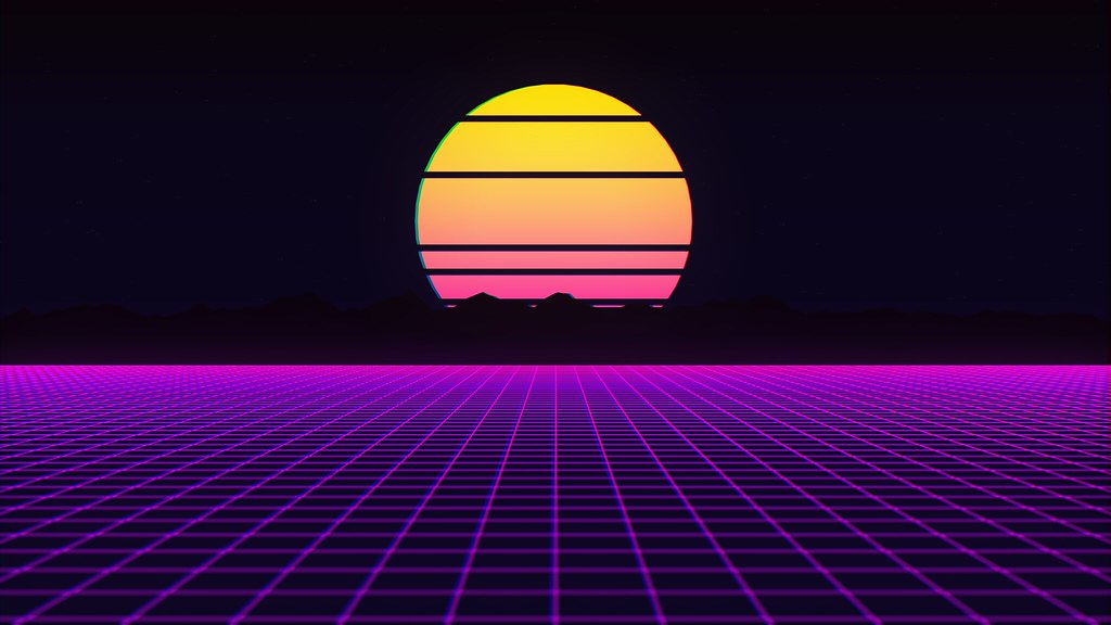 Outrun Sunset 4k Wallpapers Posted By Zoey Johnson