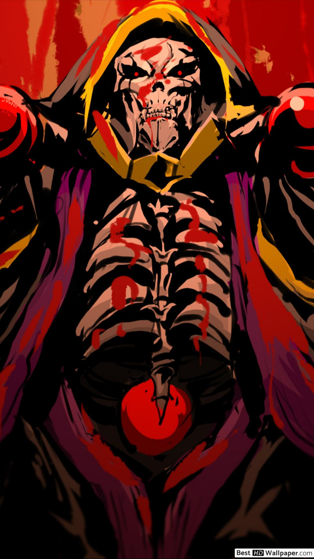Overlord Ainz Wallpaper Posted By Christopher Anderson