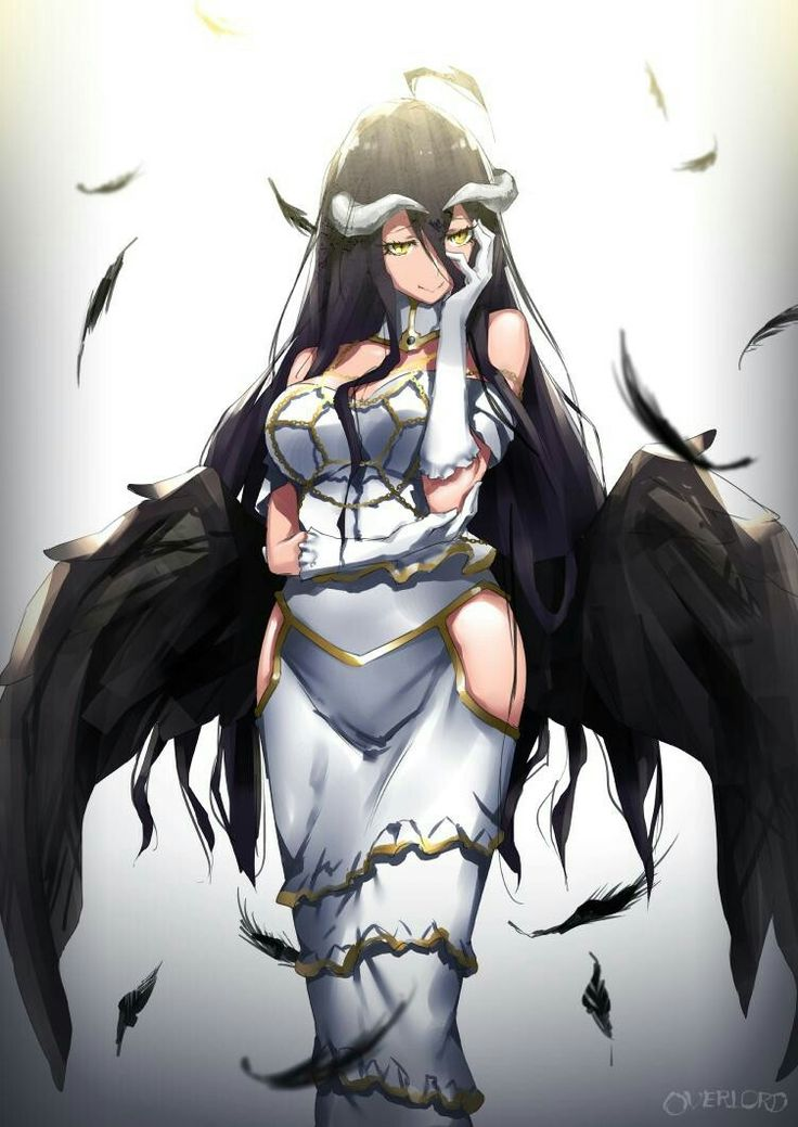 Overlord Albedo Wallpaper Posted By Samantha Thompson