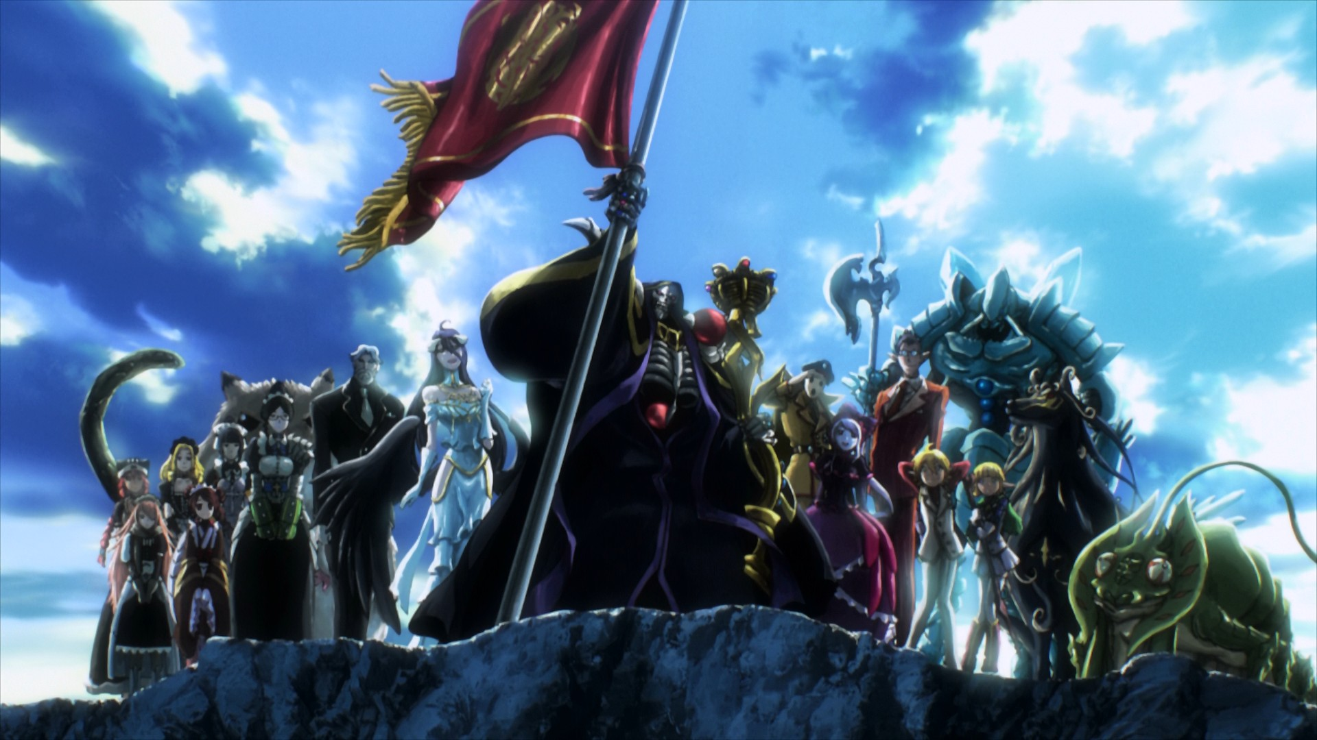 Overlord Wallpaper Hd Posted By Ethan Peltier