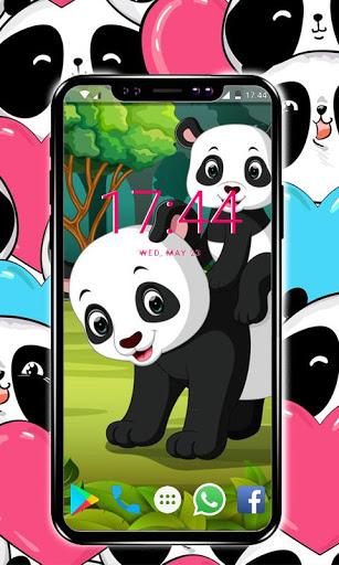 Panda Cute Wallpaper Posted By Zoey Walker