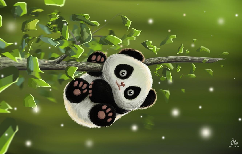 Panda Wallpaper Cute Posted By Samantha Peltier